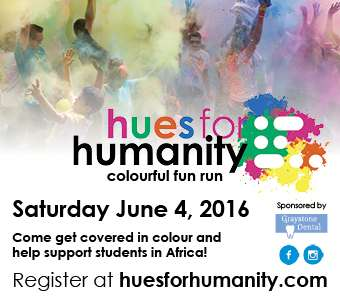 Hues for Humanity