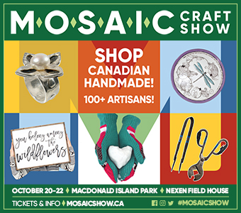 Mosaic Craft Show