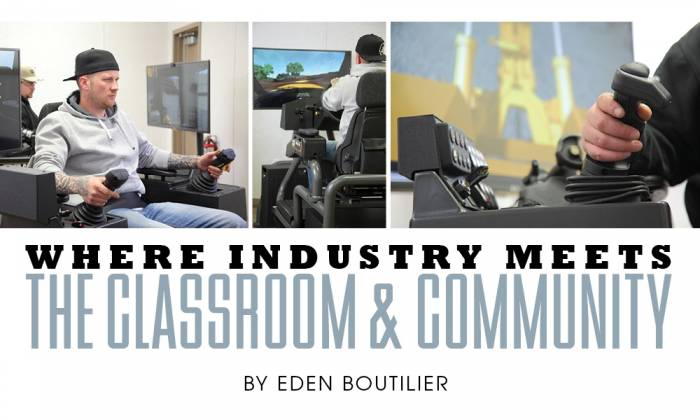 Where Industry Meets The Classroom & Community