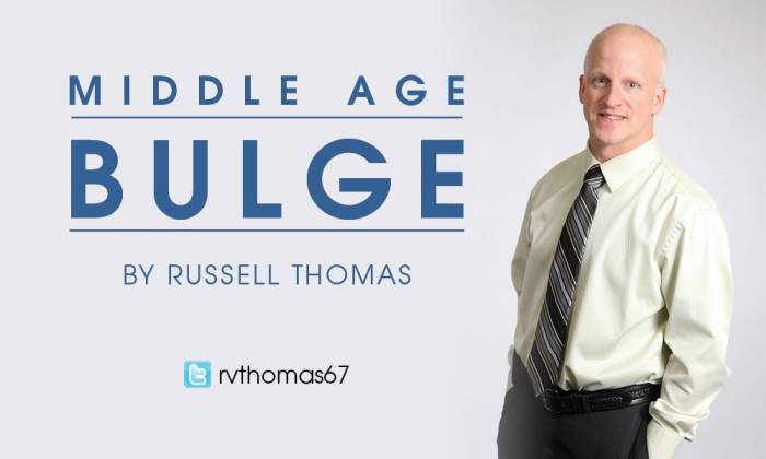 Middle Age Bulge - My Theatrical Life