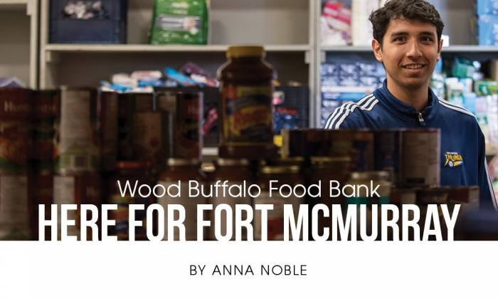 Wood Buffalo Food Bank - Here For Fort McMurray