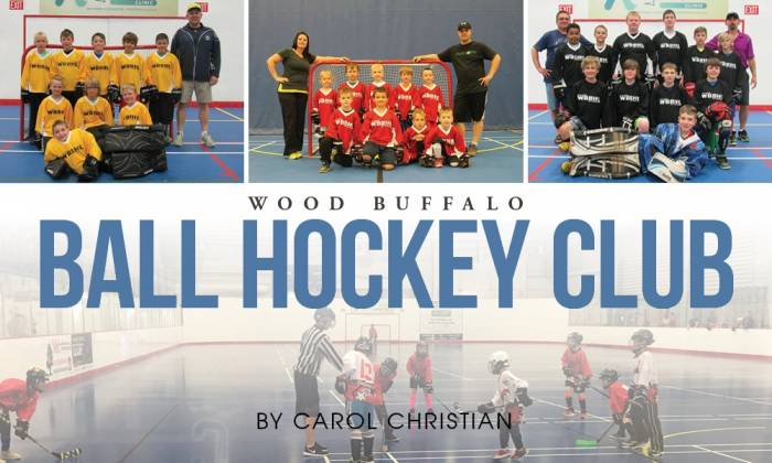 Wood Buffalo Ball Hockey Club