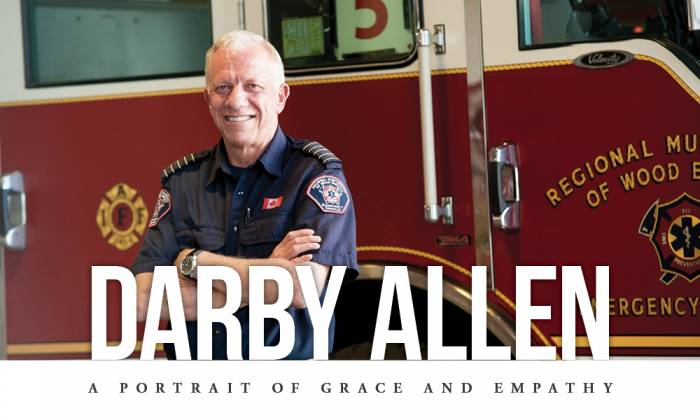 Darby Allen: A Portrait of Grace and Empathy