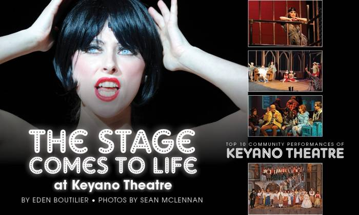 The Stage Comes to Life at Keyano Theatre