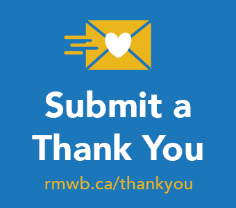 RMWB Submit a Thank you