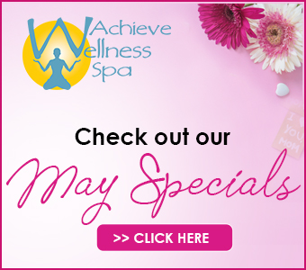 Achieve Wellness Spa May 2019