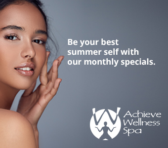 Achieve Wellness Spa 2020 August