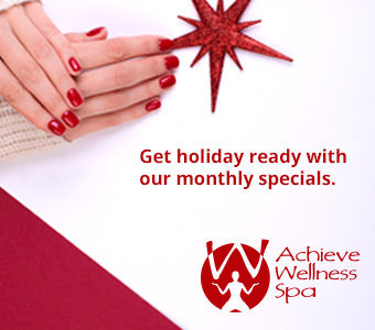 Achieve Wellness Spa 2020 December