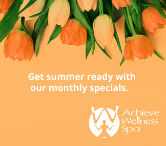 Achieve Wellness Spa 2020 July