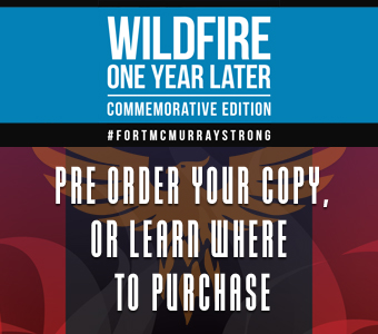 Wildfire One Year Later Promotion