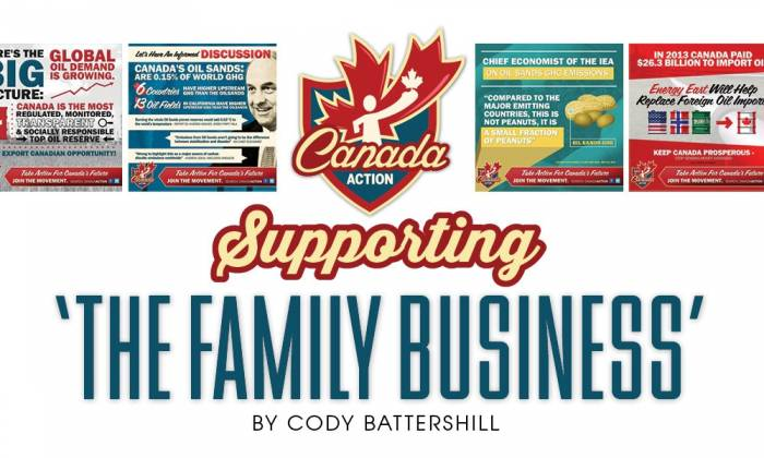 Canada Action: Supporting 'The Family Business'
