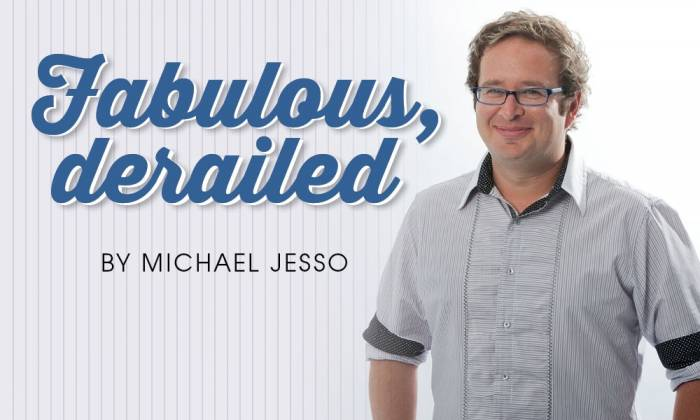 Michael Jesso's Fabulous, Derailed - Plus Tommy Gun's Products