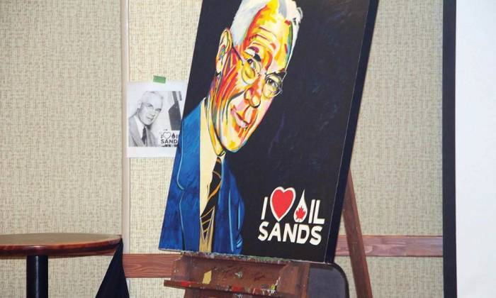 We Love Oil Sands