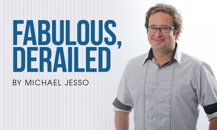 Michael Jesso's Fabulous Derailed - Tower Road Rides