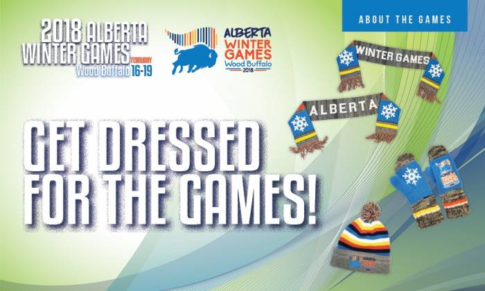 Get Dressed For The Games!