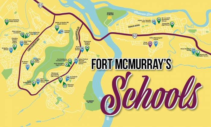 Fort McMurray's Schools