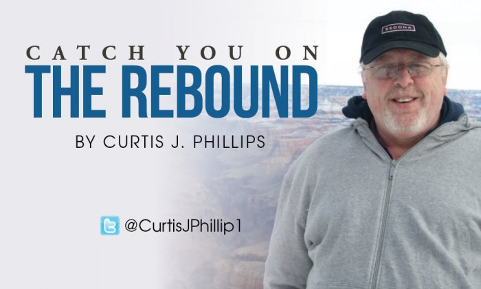 CATCH YOU ON THE REBOUND!