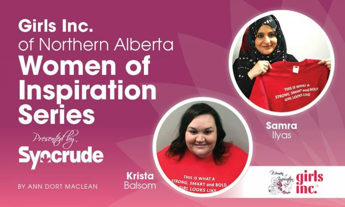 Girls Inc. of Northern Alberta Women of Inspiration Series - Presented by Syncrude