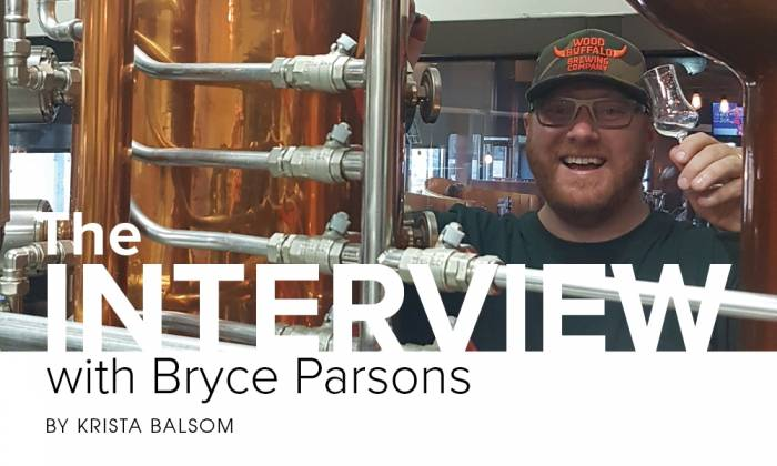 The Interview with Bryce Parsons
