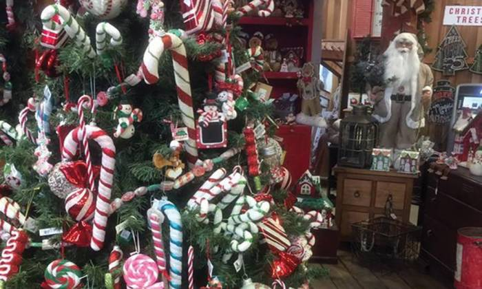Christmas at Dunvegan Gardens