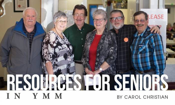 Resources for Seniors in YMM