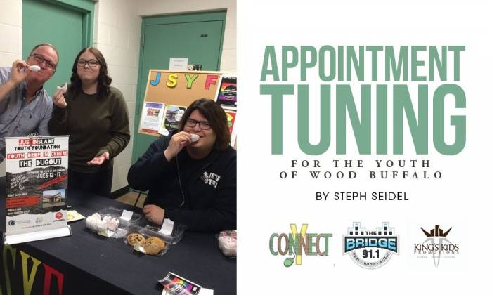 Appointment Tuning For The Youth of Wood Buffalo