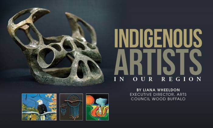 Indigenous Artists in Our Region