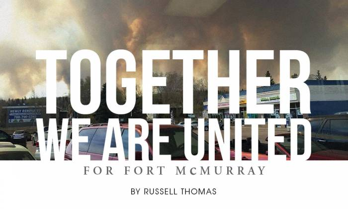 Together We Are United For Fort McMurray