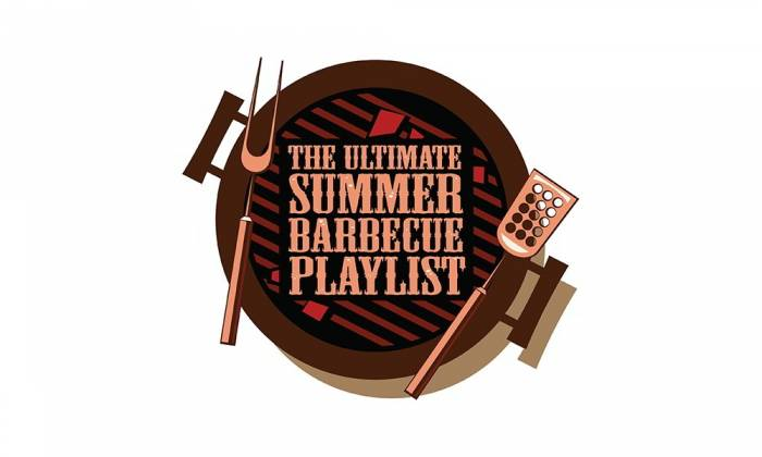 The Ultimate Summer Barbecue Playlist