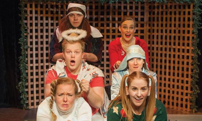 Have a Heartwarming Christmas at Keyano Theatre