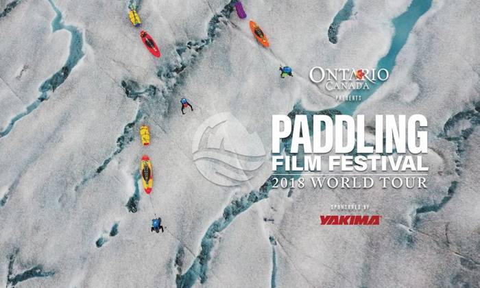 Borealis Canoe Club Hosts the Paddling Film Festival 2018 World Tour