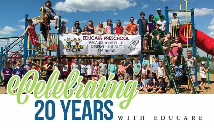 Celebrating 20 Years With Educare
