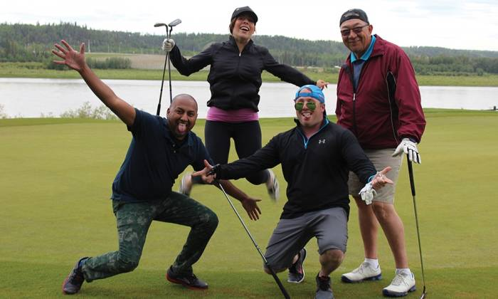 Fort McKay Group of Companies Supports Local Youth Through Annual Golf Tournament