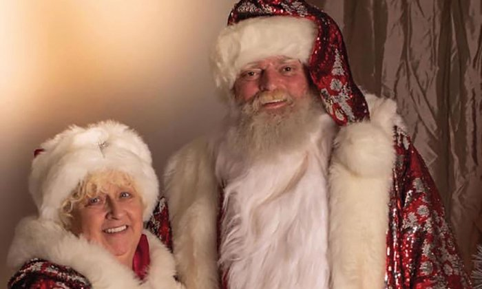 The Claus with a Cause - Fort McMurray's Real Santa