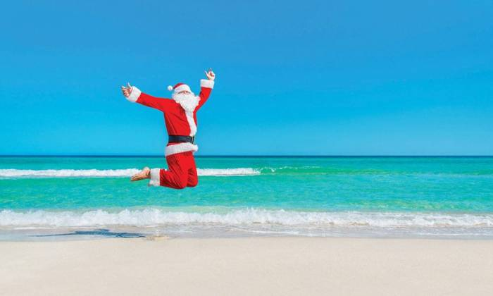 Christmas Abroad - A Playlist