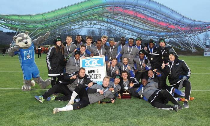 There's No Place Like Home: Huskies to Host CCAA Men's Soccer Championship