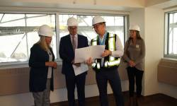 Palliative Care Suites Construction Kicks Off