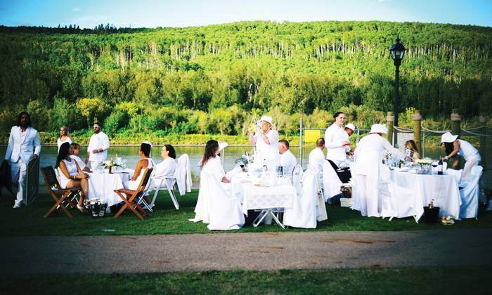 le Dîner en Blanc Returns to Fort McMurray in June