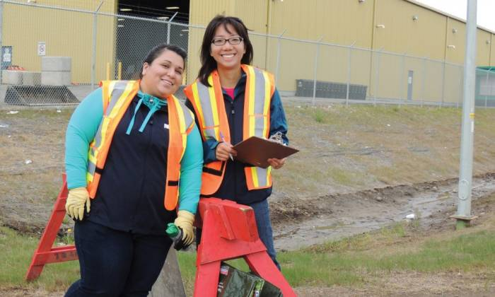 Cleaner Living With The Fort McMurray Environmental Committee