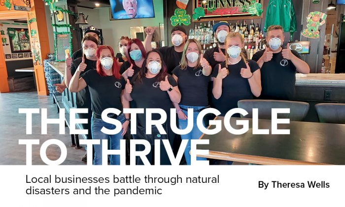 YMM Small Business Insider - The Struggle to Thrive