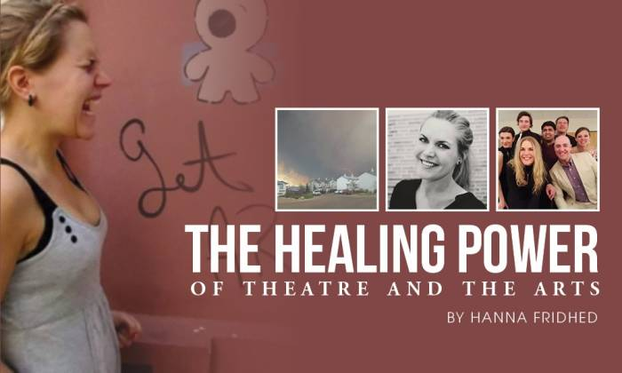 The Healing Power of Theatre and the Arts
