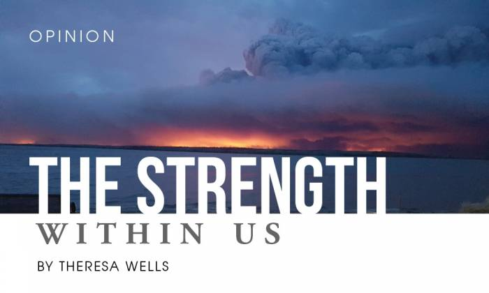The Strength Within Us