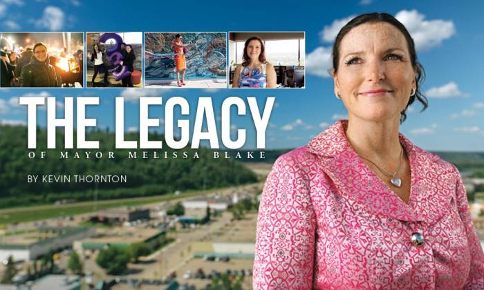 The Legacy of Mayor Melissa Blake