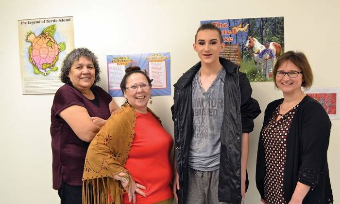 Championing Aboriginal Education and Programs in FMPSD Schools