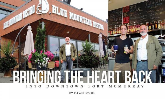 Bringing The Heart Back Into Downtown Fort McMurray