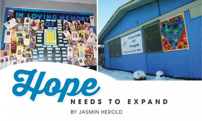 Hope Needs to Expand